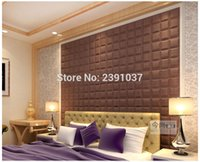 acoustic fabric - Acoustic Panels pcs40 cm Leather panel PU Leather Wall Panel panel acustico Choice Of Fabric Headboard Feature Wall