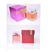 Wholesale 2 Kinds Nature Lady Gift Set Perfume Women Perfume Natural Spray Fragrance Perfume