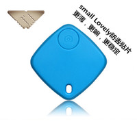 Wholesale Small Lovely Bluetooth Anti lost Alarm Key Finder Remote Camera Maps Smart Finder Anti Lost Alarm Tracker