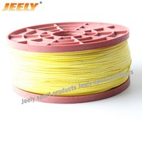 Wholesale m lb UHMWPE Hollow Braided Paraglider Winch Towing Rope mm weave