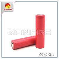 Wholesale 2016 mah high capacity batteries v Original NCR18650BF mah long stand battery