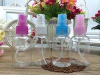 Wholesale Small Spray Pumps - 50ml Animal Shape packing bottle PVC spray bottle perfume bottle High-grade PVC with Spray Pump Atomizer Small Empty WA0055