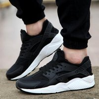 Wholesale 2016 New Air Huarache II running shoes Huraches Running trainers for men women outdoors shoes Huaraches sneakers Hurache