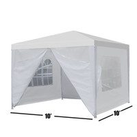 Wholesale Outdoor Christmas Canopy Party Wedding x10 Gazebo Pavilion Cater Event