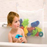 Wholesale Bath bag Toy Storage Bag for Kids Baby Bath Tub Toy Bag Hanging Organizer Storage Bag Top Quality Bath Toy Organizer LC328 S1