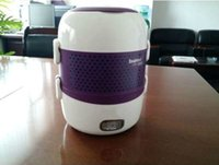 Wholesale Electric Cooking Electric Lunch Boxes Mini Electric Cooker Stainless Steel L DFH S267