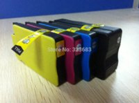 Wholesale Compatible ink cartridge for Hp XL BK C M Y with chip for Pro Plus ink album