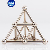 Wholesale Hot selling Neodymium Puzzle Magnetic Balls Magnet Toy mm mm DIY Education Toy