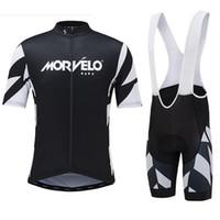 anti wrinkle gel - 2016 Morvelo Cycling Jerseys Roupa Ciclismo Quick Dry Lycra GEL Pad Race MTB Bike Bib Pants and fashion clouthes New pattern