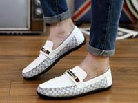 Wholesale The summer fashion business casual shoes men originals shoes shoes size