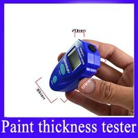 Wholesale Paint thickness Tester gauge mm