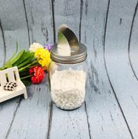 Wholesale Mason Jar Aluminum Grain Dispenser Converter Lid Food Storage jar not including