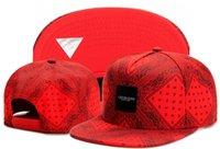 2016 nuevo sombrero de béisbol del casquillo del snapback de los hombres de las mujeres de la moda se divierte hip hop gorras de marca huesos de algodón Gorras Gorra flores casquillos del sol roja