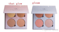 Wholesale 10pcs Newest Beverly Hills Glow Kit That Glow Gleam makeup Set Bronzer Highlighter blush face powder