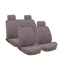 Wholesale Anti Mud Car Seat Covers for BMW D Embossed Pattern Car Seat Covers for Jeep