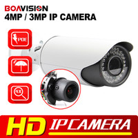 auto iris lens - 4MP POE IP Camera ONVIF Waterproof Outdoor Bullet CCTV Camera PC Mobile View P2P Cloud Auto Iris mm VariFocal Lens