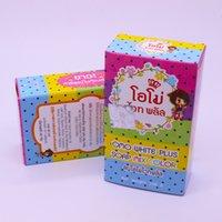alpha soap - Gluta Whitening rainbow OMO White Plus Soap Mix Color Plus Five Bleached Alpha Arbutin Anti Dark Spot Soap