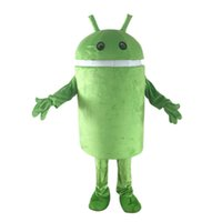 android outfit - android robot costume adult cartoon character mascot costumes party fancy dress halloween price complete outfits