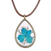 act pressure plate - Original fashion jewelry necklace Both men and women DIY resin pressure pendant necklace High quality water act the role ofing is tasted
