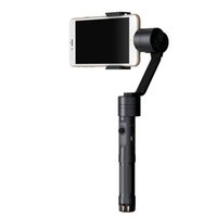 battery stabilizer - Smooth II Phone Gimbal Steady Brushless Stable Strong Hours Woriking Times Stabilizer with Li Po Battery for Smartphone