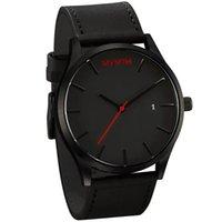 Wholesale 2016 mvmt luxury brand quartz watch Casual Fashion Leather watches reloj masculino men watch Sports Wristwatch Relogio Masculino