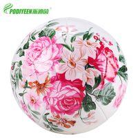 Wholesale Beautiful Design TPU women soccer ball football ball standard size