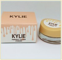 basic oils - Factory Supply Kylie Concealer cosmetics makeup Face contour colors foundation basic perfect face powder cover free dhl
