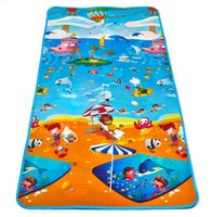 baby picnic mat - 2016 New EPE Picnic Mat Folded Cartoon Baby Climbing Mats Children s Play Mats Portable Beach Mats