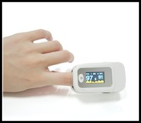 Wholesale 2016 High Quality OLED Fingertip Pulse Oximeter1 SPO2 Pulse Rate Oxygen Monitor Sound Alarm directions modes Display