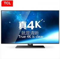 Wholesale TCL inch UHD K Ultra HD LED TV ultra narrow design WIFI TV Internet Nautilus sound system popular products