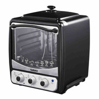 Wholesale 18L Vertical household mini electric oven V W minutes time degrees electric bbq grills