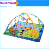Wholesale Tiny Love Super Deluxe Lights and Music gym Lights and Music Gymini Activity Gym for baby