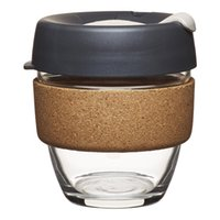 Wholesale Non Toxic KeepCup Coffee Cup Brew Glass Reusable Coffee Cup oz small Press Kitchen Tools