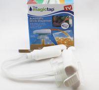Wholesale Automatic Juice Dispenser Magictap Water Coke Dispense Gadget Party Beer Gadget Machine Home Bar Kitchen Gadgets Accessories
