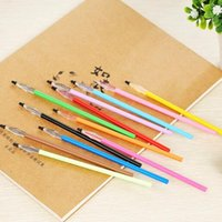 Wholesale Best small gifts rainbow Refills colors pens refilles for chance best gift for studuent Pen refills DHL