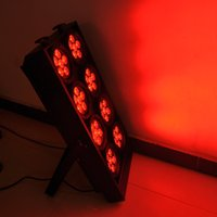 audience channel - High power x10W Quad color RGBW in LED Blinder Light RGBW Audience Light
