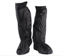 Wholesale Motorcycle Cycling Boot Waterproof Shoes Non Slip Covers Biker Riding Cover Brand New And