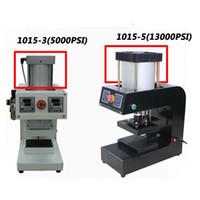 Wholesale 8000PSI ton pressuress maximum rosin press New High Pressure inx8in Rosin Tech pneumatic heat rosin press