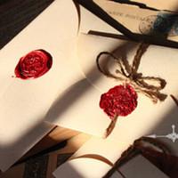 Wholesale vintage envelopes wedding invatate envelope sobres papel letter paper stationery zakka gift