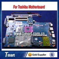 Wholesale 100 working laptop motherboard for Toshiba A500 K000078380 LA P mainboard all fully tested Z