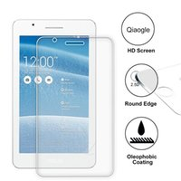 Wholesale Qiaogle Anti explosion Tempered Glass Screen Protector Ultra Hard for Asus FonePad FE171MG inch Premium Screen Protector