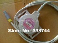 Wholesale FHR Electronic Transducer for Fetal Monitor CMS800G Twin probe Fetal Heart Detector ECG waveform Movement