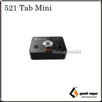 achat en gros de rapport numérique-Geekvape 521 Tab Mini plus haute performance Coût Ratio Geek Vape numérique 521 Tab Mini bobine principale Plage de mesure 0,01 à 9.9ohm 100% Original
