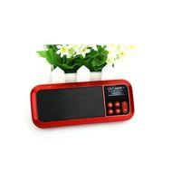 battery pack for camping - LV220 Hot Selling Portable HiFi Card Speaker Digital Multimedia Loudspeaker FM Radio For Camping Hiking Outdoor Sports