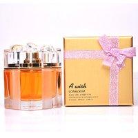 Wholesale No Womens Fragrances Perfumes ml Praline Raspberry Rose Floral Notes Musk Cedarwood EDP Female Floral Odor Type Parfume