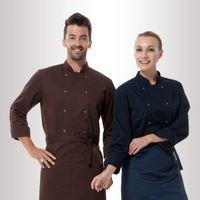 army jacket shop - FASHION coffee shop coat chef jacket restaurant cooking coat
