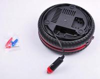 electric tire inflator - Wholesaling DC V W Mini Portable Auto Electric Car Pump Air Compressor Tire Inflator Tools PSI