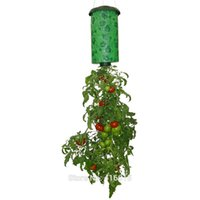 topsy turvy tomato planter - Home Yard Garden Tomato Planter Topsy Turvy Upside Down Upside Down Plant Pot Gardening Planting Vegetable And Flower