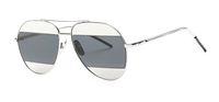 alloy coat - 2016 New SPLIT Women Pilot Sunglasses Fashion Women Brand Designer Coating Mirror Sun glasses Female Sunglasses UV400
