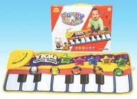 Wholesale 36set Multi function Baby Music Sport Game Play Singing Mat cm Kids Piano Keyboard for Animal Toy musical Carpet Crawling playmat